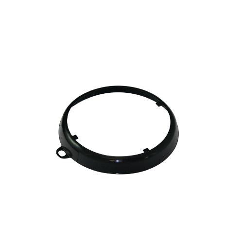 OilSafe Black Beveled Drum Container ID Ring - 207001 - RelaWorks