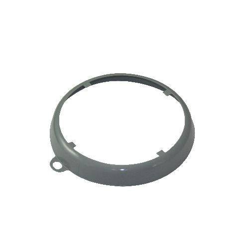 OilSafe Gray Beveled Drum Container ID Ring - 207004 - RelaWorks