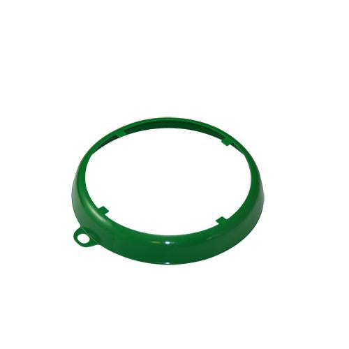 OilSafe Mid Green Beveled Drum Container ID Ring - 207005 - RelaWorks