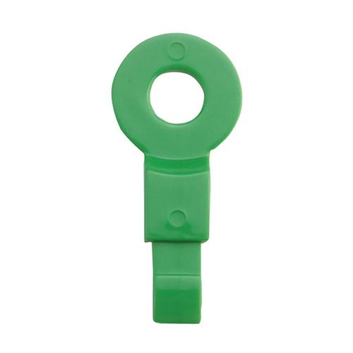 "OilSafe Light Green Fill Point ID Washer 1/8"" BSP - 210005 - RelaWorks"