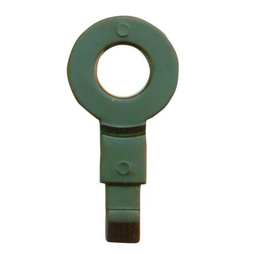 "OilSafe Dark Green Fill Point ID Washer 1/4"" BSP - 220003 - RelaWorks"