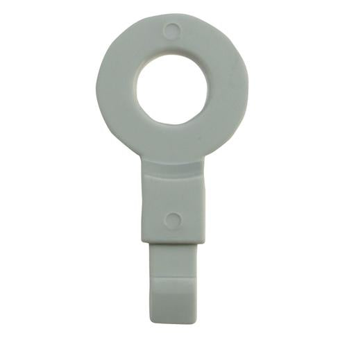 "OilSafe Gray Fill Point ID Washer 1/4"" BSP - 220004 - RelaWorks"