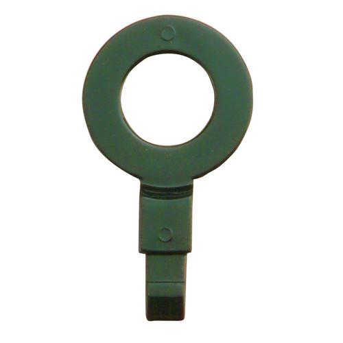 "OilSafe Dark Green Fill Point ID Washer 1/2"" BSP - 240003 - RelaWorks"