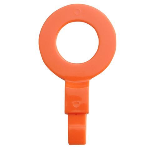 "OilSafe Orange Fill Point ID Washer 1/2"" BSP - 240006 - RelaWorks"
