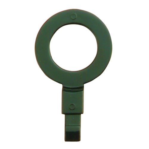 "OilSafe Dark Green Fill Point ID Washer 3/4"" BSP - 250003 - RelaWorks"
