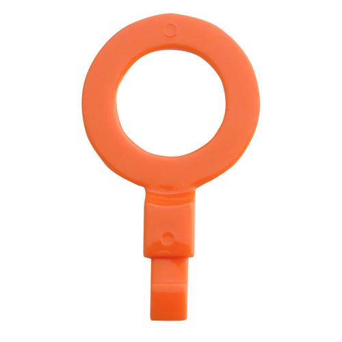 "OilSafe Orange Fill Point ID Washer 3/4"" BSP - 250006 - RelaWorks"