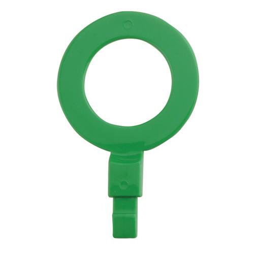 "OilSafe Light Green Fill Point ID Washer 1"" BSP - 260005 - RelaWorks"