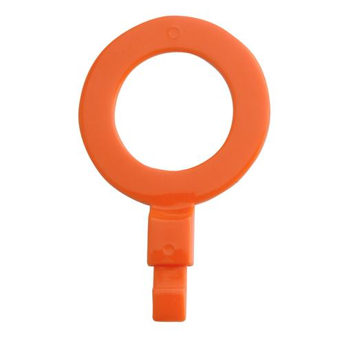 "OilSafe Orange Fill Point ID Washer 1"" BSP - 260006 - RelaWorks"