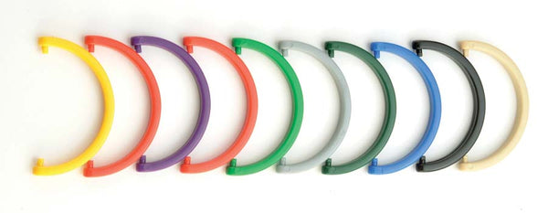 OilSafe Dk Green Grease Cartridge Protection Tube Hanging Hook