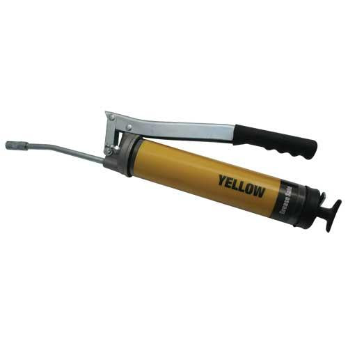 OilSafe Yellow Lever Action-Heavy Duty Grease Gun 330309 - RelaWorks