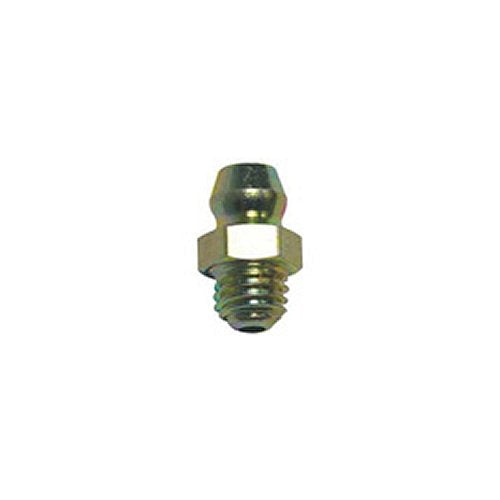 "OilSafe Grease Fitting Straight 1/4"" - 18 NPT - 340530 - RelaWorks"