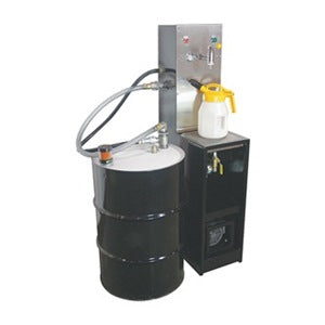 OilSafe 55 Gallon Drum Work Station, 240V - 894520 - RelaWorks