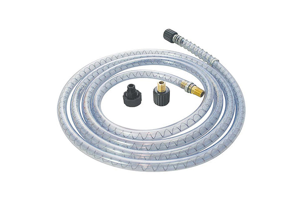 OilSafe Premium Hand Pump Quick Connect Kit 5' Hose - RelaWorks
