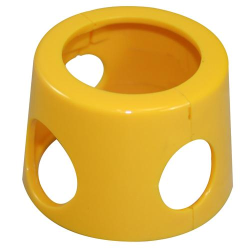 OilSafe Yellow Premium Hand Pump Body Collar - 920309 - RelaWorks