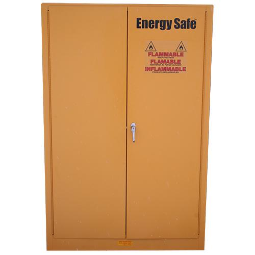 "OilSafe Safety Cabinet, Manual 2-Door, 43"" x 18"" x 65"" - 930510 - RelaWorks"