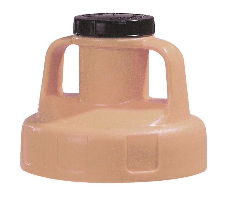 OilSafe Beige Utility (Multi Purpose) Lid - 100200 - RelaWorks