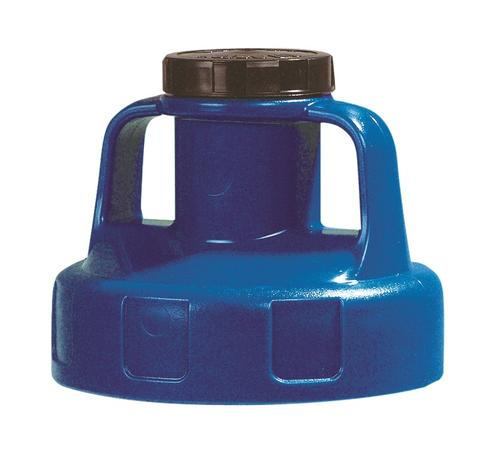 OilSafe Blue Utility (Multi Purpose) Lid - 100202 - RelaWorks
