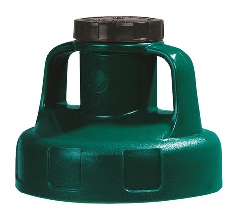 OilSafe Dark Green Utility (Multi Purpose) Lid - 100203 - RelaWorks