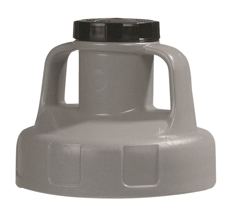 OilSafe Gray Utility (Multi Purpose) Lid - 100204 - RelaWorks