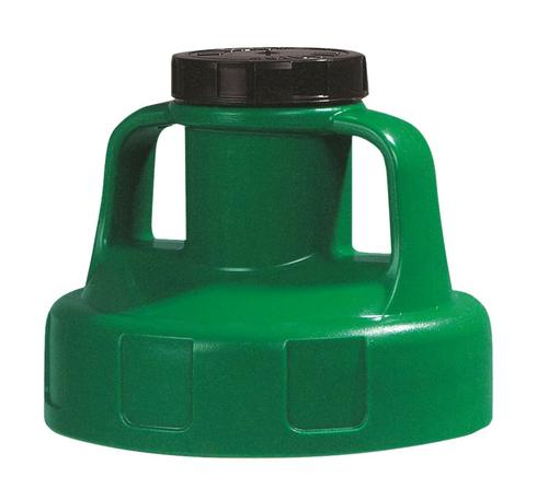 OilSafe Mid Green Utility (Multi Purpose) Lid - 100205 - RelaWorks