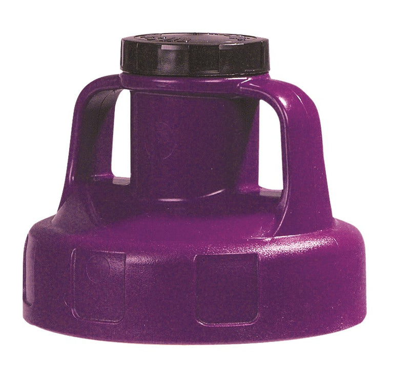 OilSafe Purple Utility (Multi Purpose) Lid - 100207 - RelaWorks