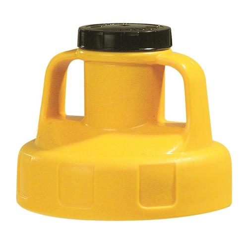 OilSafe Yellow Utility (Multi Purpose) Lid - 100209 - RelaWorks