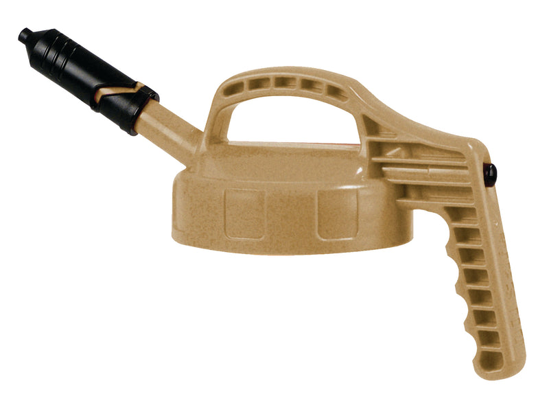 OilSafe Beige Mini Spout Lid  - 100400 - RelaWorks