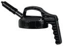 OilSafe Black Mini Spout Lid  - 100401 - RelaWorks