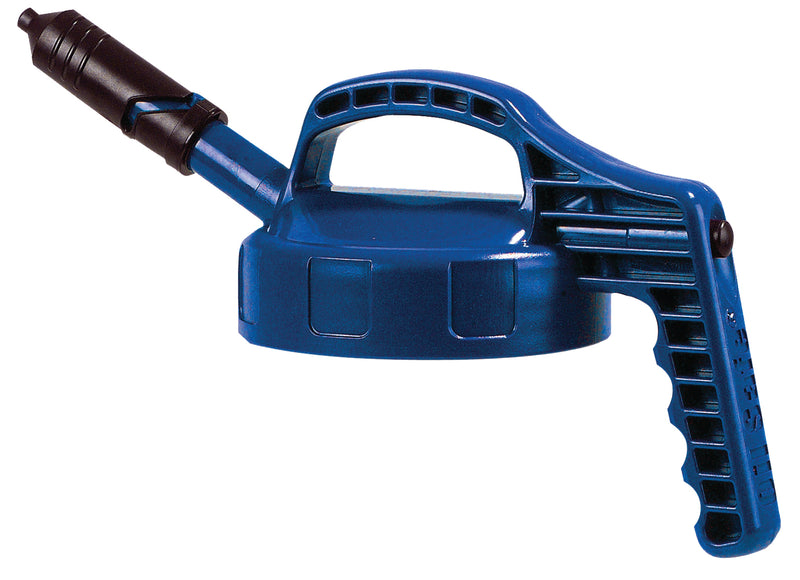 OilSafe Blue Mini Spout Lid - 100402 - RelaWorks