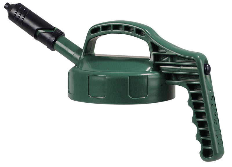 OilSafe Dark Green Mini Spout Lid - 100403 - RelaWorks