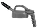 OilSafe Gray Mini Spout Lid - 100404 - RelaWorks