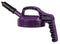 OilSafe Purple Mini Spout Lid - 100407 - RelaWorks