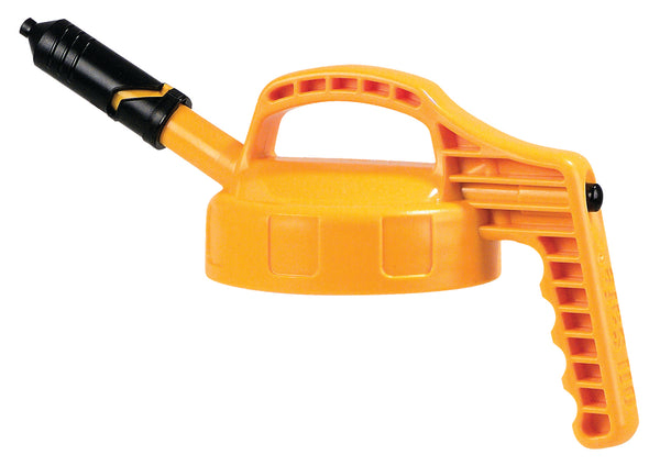 OilSafe Yellow Mini Spout Lid - 100409