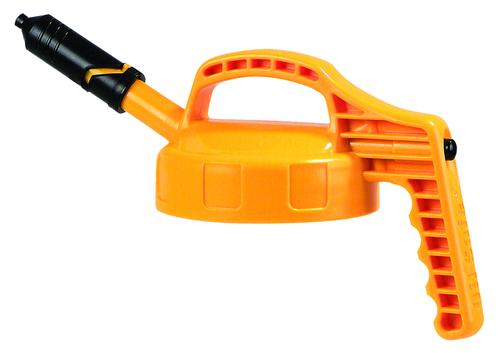 OilSafe Yellow Mini Spout Lid  - 100409 - RelaWorks