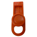 OilSafe Orange Fill Point ID Washer Tab - 205506 - RelaWorks