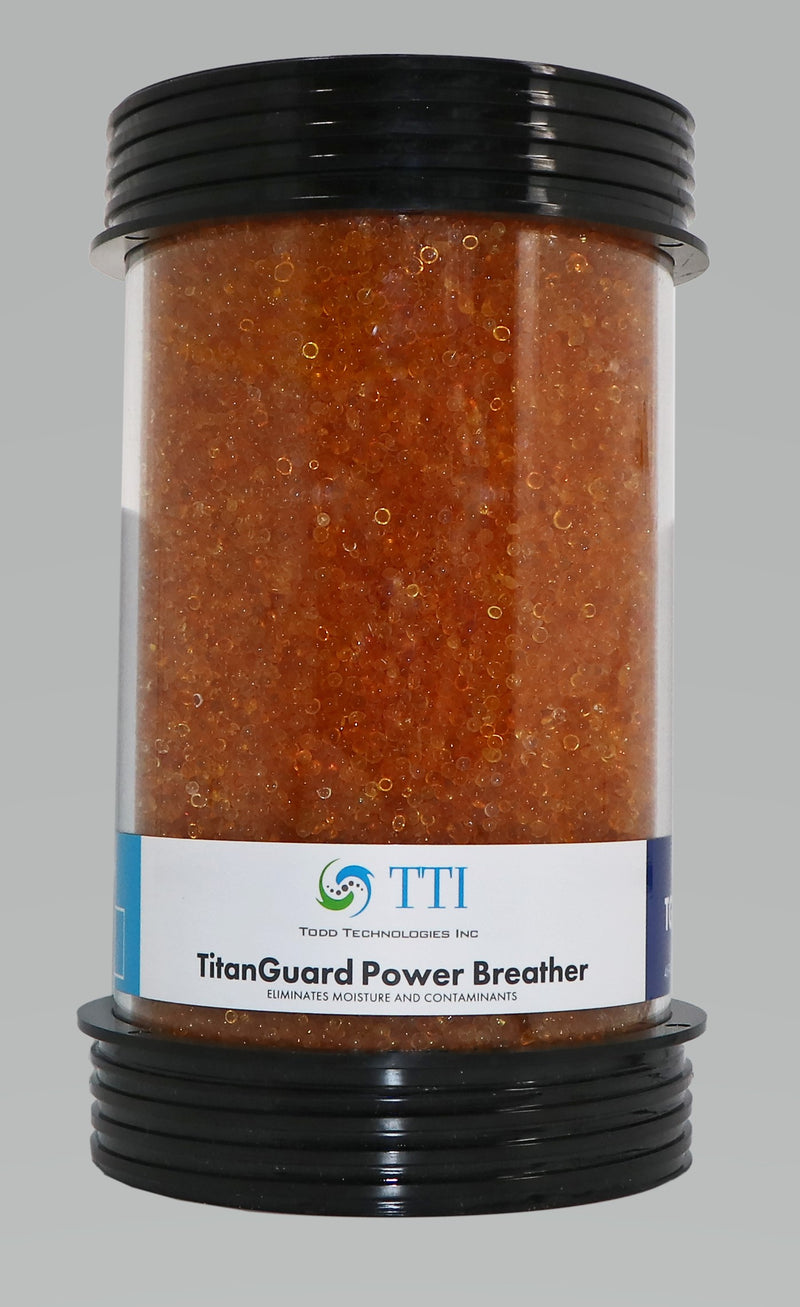 TitanGuard Power Breather TGE8SC Desiccant Air Breather - 6 Count