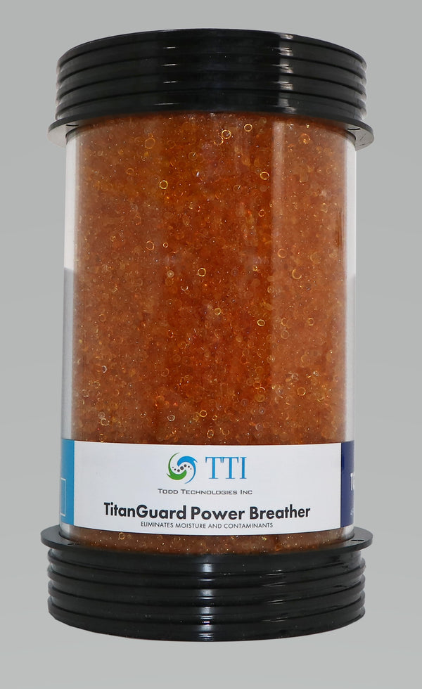 TTI TitanGuard Power Breather TGE8S Desiccant Air Breather - 6 Count