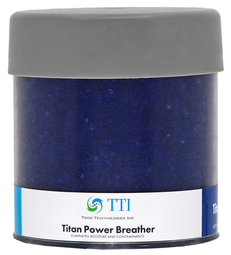 Titan 1100 TTI Power Breather