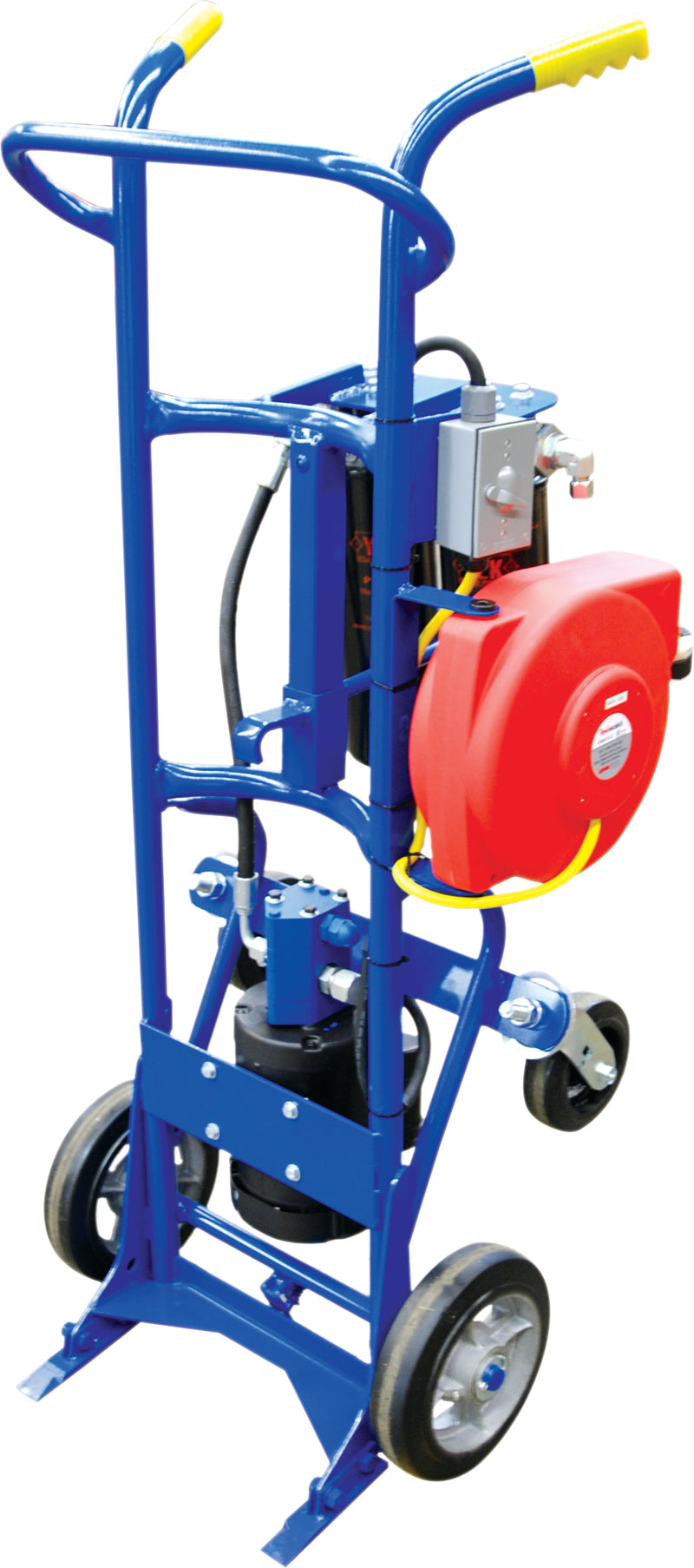 Y2K Filtration Drum Filter Cart, 5 GPM