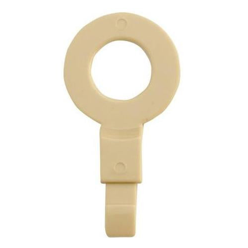 "OilSafe Beige Fill Point ID Washer 3/8"" BSP - 230000 - RelaWorks"