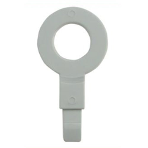 "OilSafe Fill Point ID Washer 3/8"" - 23004, Gray, RelaWorks"