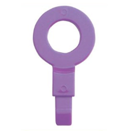 "OilSafe Purple Fill Point ID Washer 3/8"" BSP - 230007 - RelaWorks"