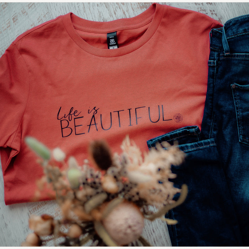Life is Beautiful - Adult (Long sleeve)
