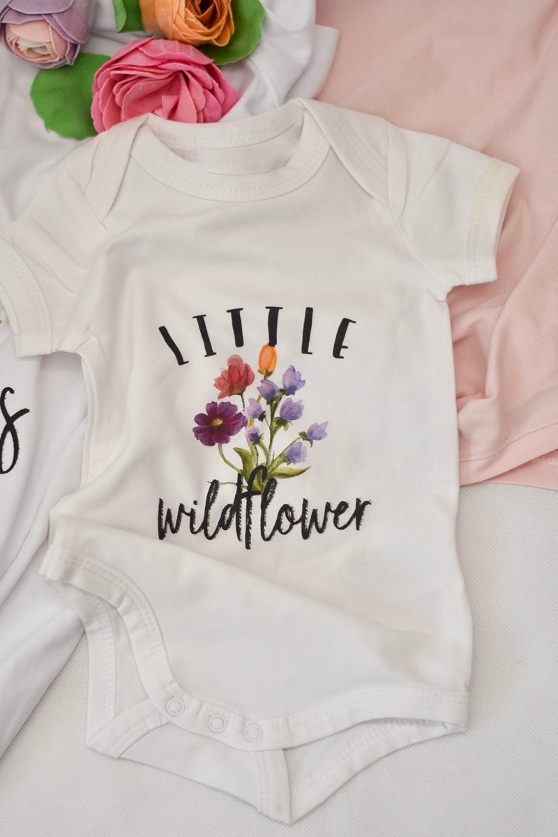 Raising wildflowers + little wildflower (Adult and child size)