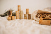 Bamboo counting and building set  - Pre order OCT