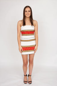 Bec & Bridge Goldie Mini Dress