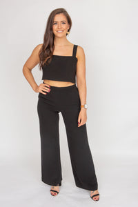 Ruby Firebird Pants (Black)