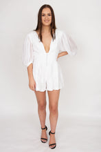 Load image into Gallery viewer, Joslin Andrea Linen Ramie Playsuit