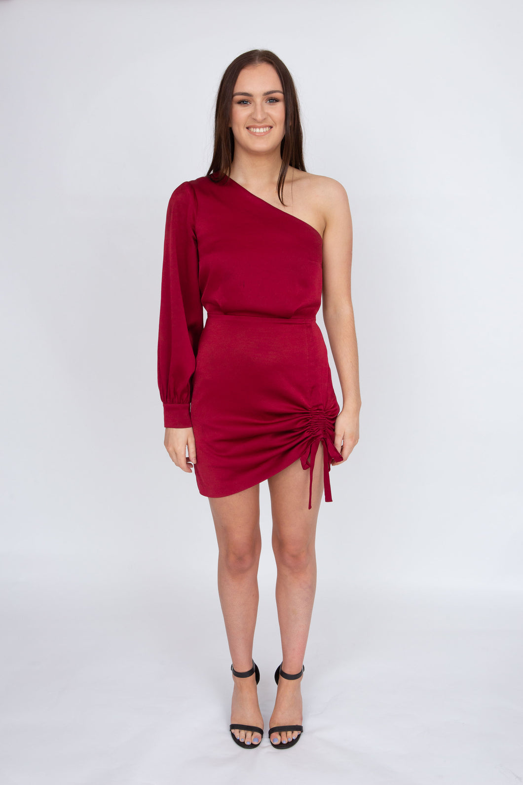 Kookai Vangeline Mini Dress Boysenberry