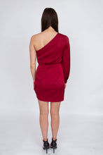 Load image into Gallery viewer, Kookai Vangeline Mini Dress Boysenberry
